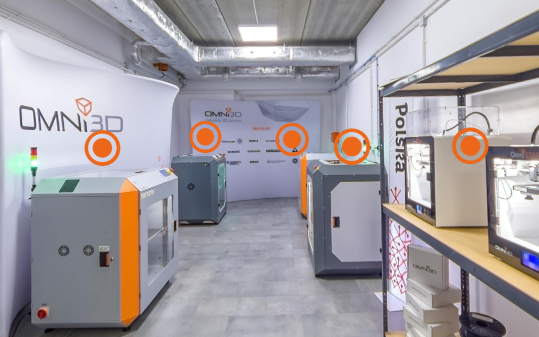 Wirtualny showroom – Omni3D